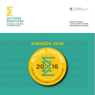 Brochure Awards Actions Positives 2016