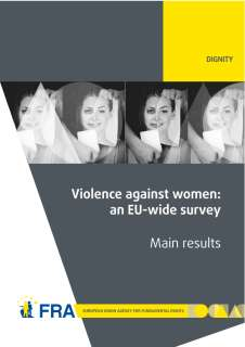 Violence against women: an EU-wide survey. Main results